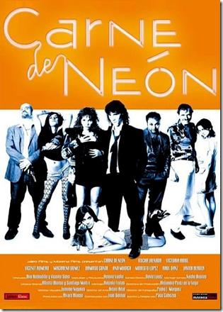 Carne de Neon 4 poster